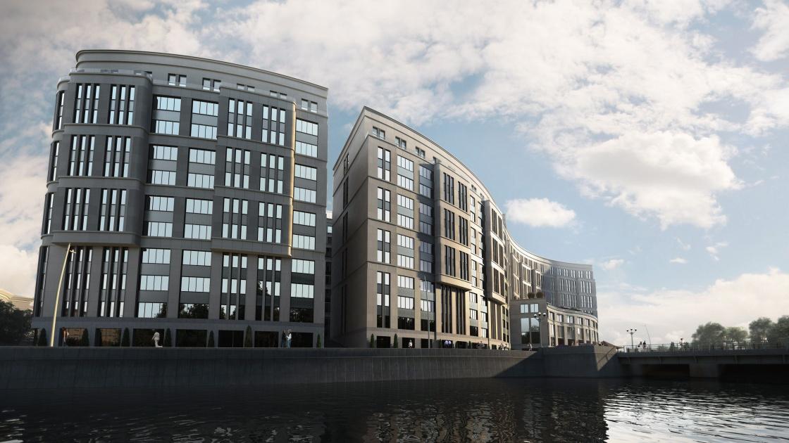 Архитектурная 3D анимация Строительство в Минске привлечение инвестиций девелопмент недвижимости 3d визуализация