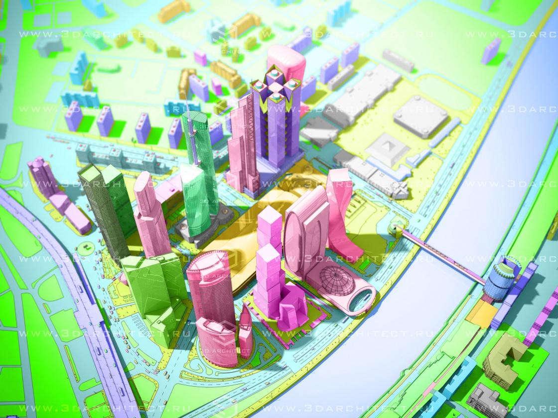 создание виртуальных туров, архитектурная визуализация Москва, визуализация архитектуры
